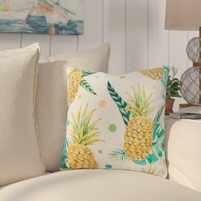 Sherwick Pineapple Throw Pillow