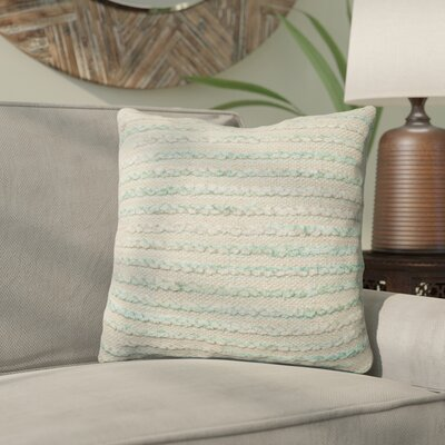 Jerald Throw Pillow Size: 22 H x 22 W x 6 D, Color: Silver Sage