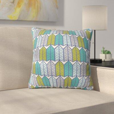 Heather Dutton Arboretum Leafy Indoor/Outdoor Throw Pillow