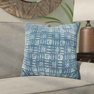 Rupert Distressed Down Filled Throw Pillow