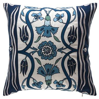 Carmen Tulips Outdoor Throw Pillow