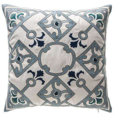 Shinto Lattice Outdoor Throw Pillow
