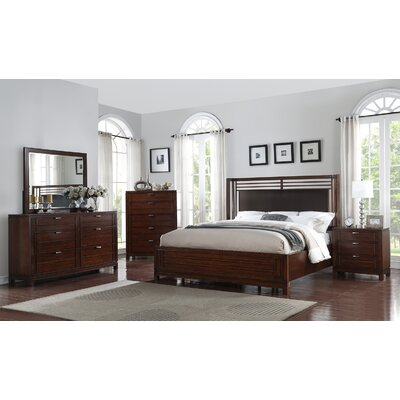 Southampton Panel Configurable Bedroom Set