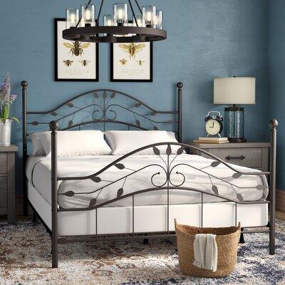 Madawaska Modern Panel Bed Size: Queen
