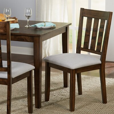 Rhem Solid Wood Dining Chair