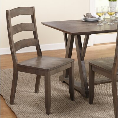 Barbery Solid Wood Dining Chair