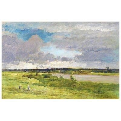 'The Coming Storm' Oil Painting Print BE3779F7D0B04B87B470A3151E29ABBC