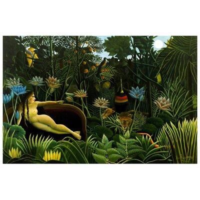'The Dream' Oil Painting Print 71A1E2F8BBC24DB488B7B33BB5B72352