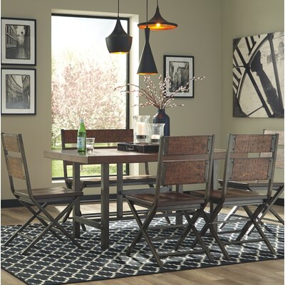 Etzel Black/Cream Area Rug Rug Size: Rectangle 8 x 10