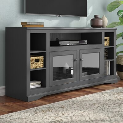Verna 66 TV Stand Color: Iron Ore