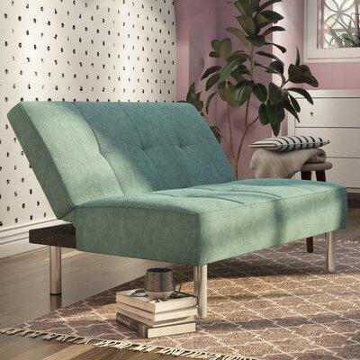 Altamiranda Convertible Sofa Upholstery: Caribbean