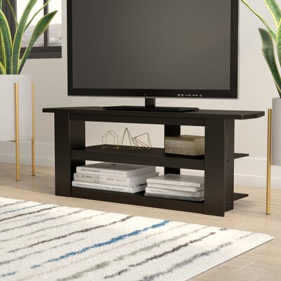 Bodner 42 TV Stand Color: Black
