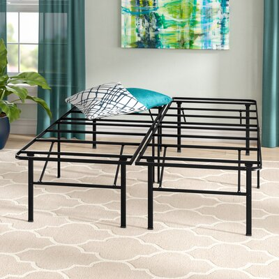 Allyson Platform Bed Frame Size: Queen