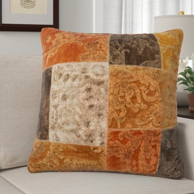 Claudie Throw Pillow Color: Dellinger