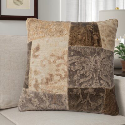 Claudie Throw Pillow Color: Neutral