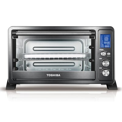 Digital Convection Toaster Oven AC25CEW-CHBS