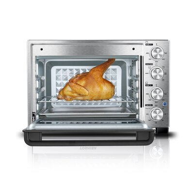 Convection Toaster Oven MC32ACG-CHSS