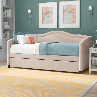 Gilberts 42.32 Daybed Color: Stone