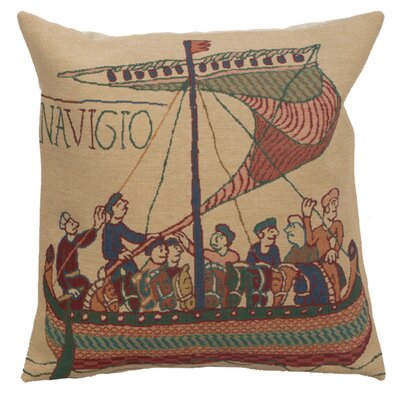 Robichaud Bayeux Navigo Pillow Cover F9DB000505674484AACC941C14E4C940