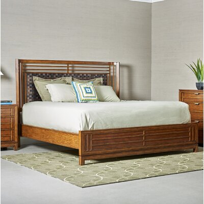 Southampton Queen Storage Panel Bed