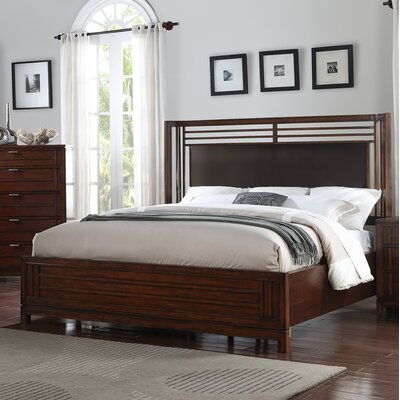 Southampton Panel Bed Size: Queen