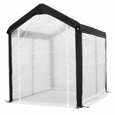 6 Ft. W x 8 Ft. D Greenhouse APGH68W