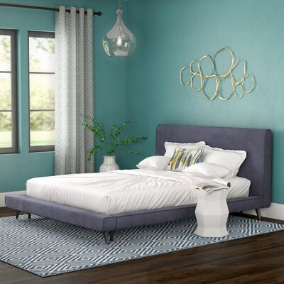 Gilbertson Platform Bed Size: King