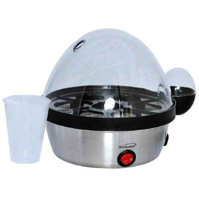 Electric Stainless 7 Cups Egg Cooker TS-1040S