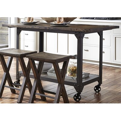 Marra 3 Piece Kitchen Island Set