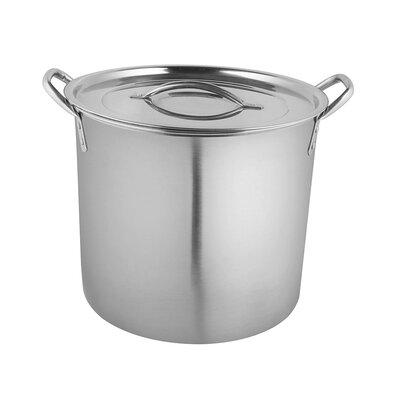 A La Cuisine Kitchen Stock Pot with Lids SP201ST10080001053_8qt_Stock_Pot
