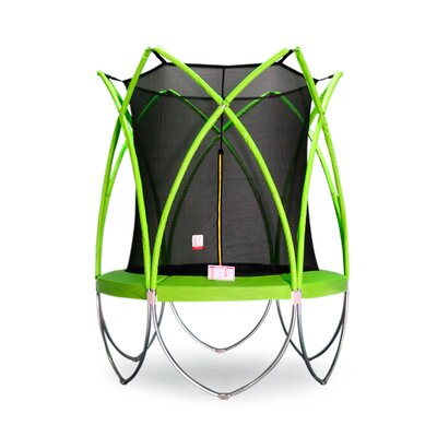 """Spark 96"""" Round Trampoline with Safety Enclosure ST-S5R8"""