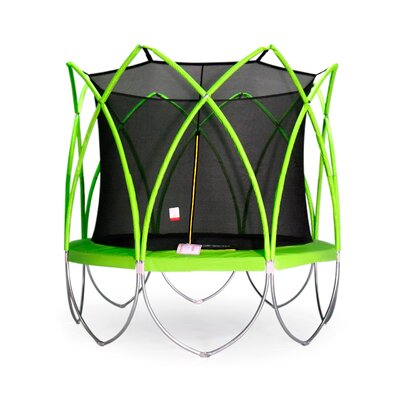 """Spark 120"""" Round Trampoline with Safety Enclosure ST-S5R10"""