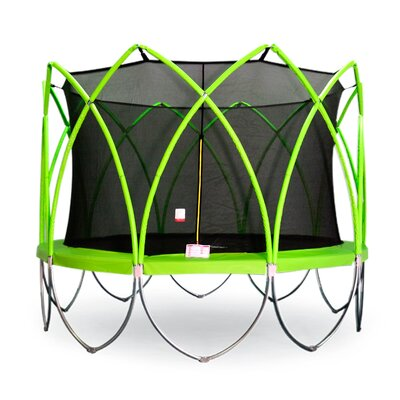 """Spark 144"""" Round Trampoline with Safety Enclosure ST-S5R12"""