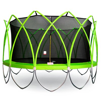 """Spark 168"""" Round Trampoline with Safety Enclosure ST-S5R14"""