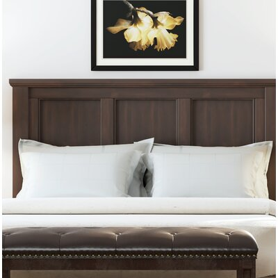 Gastelum Mansion King Panel Headboard Color: Urban Gray