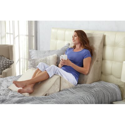 Build-a-bed Rest Customizable Bed Rest Pillow