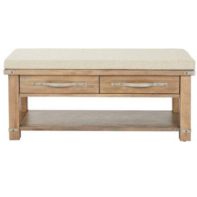 Linder Upholstered Storage Bench E13E3F1D9F7D43F899D2F1856209BCD4