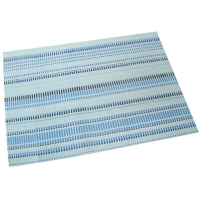 Perfect Litter Mat Color: Light Turquoise/blue