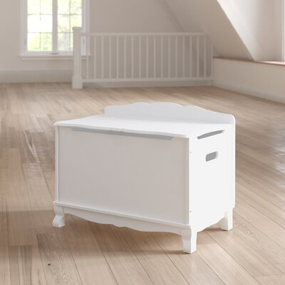 Matilda Toy Box Finish: White VVRO6350 34191379