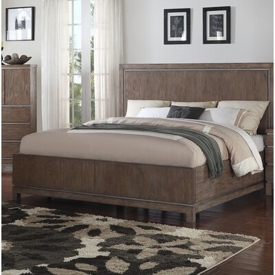 Kincannon Panel Bed Size: King 305B3D8FFC3D4977A55552943006BB22