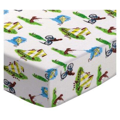 3 Piece Crib Bedding Set C-ST-W1078