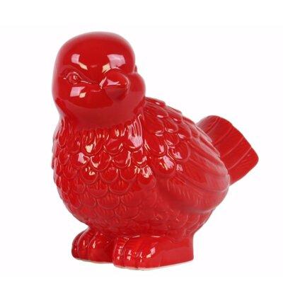 Santistevan Bird Looking Left Gloss Figurine 8E3EDDE81CAF4821A03F15E7B1A48A1B