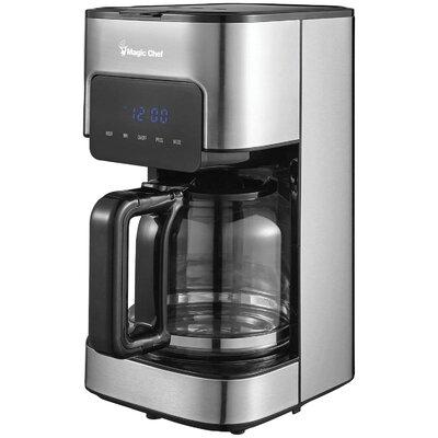 12-Cup Programmable Coffee Maker MCPMCSCM12SS