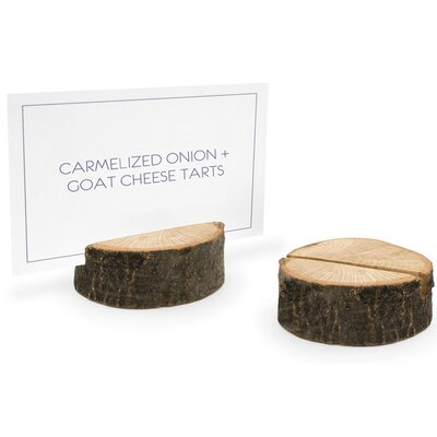 Tottenville Menu and Place Card Holder (Set of 2)