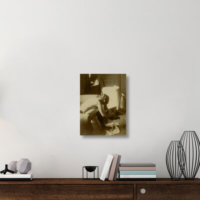 'Seated Nude' Print  ETUC6469 2D484454DC0740219991A55923CF86F2