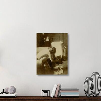 'Seated Nude' Print  ETUC6469 EB80F709BB724A069C17604BDF9D30F1