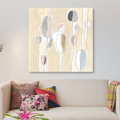 'String Garden III' Print on Canvas JEV450-1PC