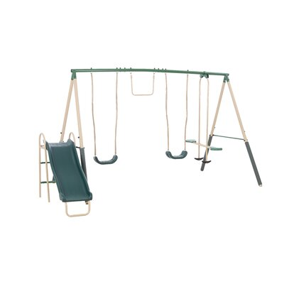 Natural Playland Central Park Swing Set