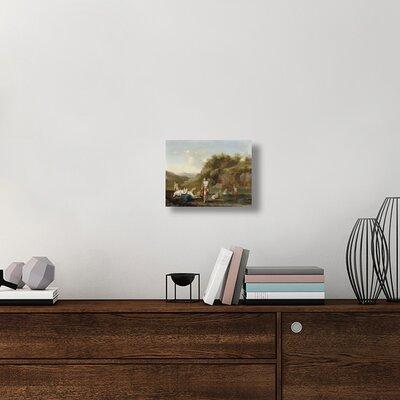 'Landscape with Bathing Nudes' Print  ETUC6834 63E37D0608194434BB93F9AD2806F702