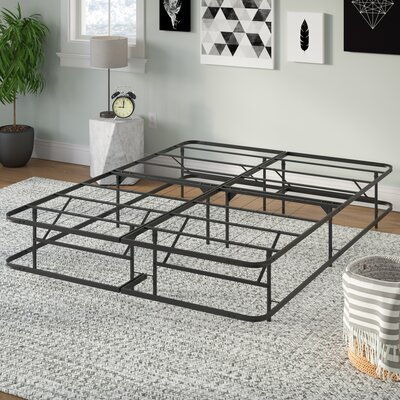1 Base Foundation Bed Frame Size: Twin